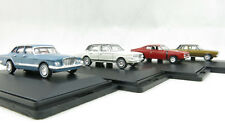 Road Ragers Australian Chrysler Valiant 4 Cars S, VG, AP5 and Charger Scale 1:87