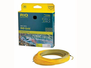 *CLOSEOUT* - Rio Gold Fly Line