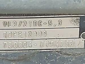 Mercedes-Benz, DB Atego 12 tonner Vorderachse 5,3to. (1894)