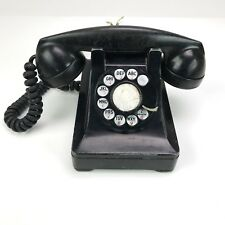 NORTHERN ELECTRIC CANADA 302 Rotary Telephone, F1 Handset, Vintage 1935