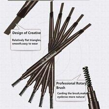 crayon sourcils N°5 brun foncé eyes brow brosse rotative Drawing