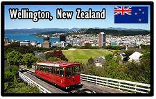 WELLINGTON, NEW ZEALAND - SOUVENIR NOVELTY FRIDGE MAGNET - BRAND NEW - GIFT