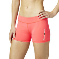 Reebok Women's Crossfit Chase Bootie Pink Short AB4179 NEW!