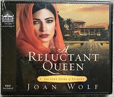 A Reluctant Queen: The Love Story of Esther by Joan Wolf DVD