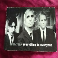 EVERCLEAR - EVERTHING TO EVERYONE - CD SINGLE SLIDEPAK