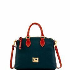 Dooney & Bourke Dillen Crossbody Satchel Shoulder Bag
