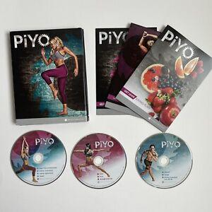 Beachbody PIYO 3 DVD Set