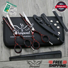 Professional Hairdressing Scissors Barber Salon Shears SET LIPS With Free RAZOR