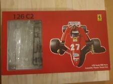 1/20 Fujimi  - Ferrari 126C2 - 1982 - Villeneuve