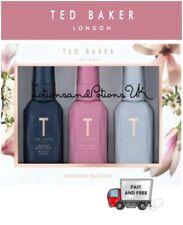Ted Baker Gift Set HARMONY BLOOMS Body Spray Trio - Ladies Christmas Gift Set