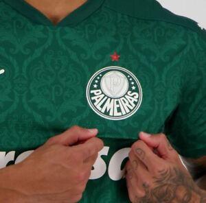 Puma Palmeiras 2020 Home Jersey  - FutFanatics- New Original