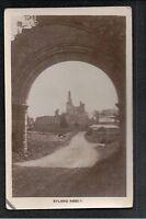 L@@K  Byland Abbey 1900's? RP Postcard Yorkshire ~ SUPER IMAGE