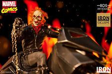 Iron Studios Ghost Rider BDS Art Scale 1/10 - CCXP Comic Con Brazil Exclusive