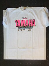 NEU T Shirt Hemd XL  Yamaha YZ YZR 125 250 500 Enduro Cross MX Racing Vintage