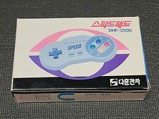 Nintendo Super Comboy Controller Korean Version Speed Pad DHF-3500 Super Rare