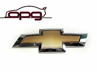 CHEV BOWTIE VE VF SS SSV SV6 ALL EXPORT BADGE GOLD/CHROME UTE SEDAN SPORTSWAGON