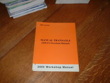 MANUALE ORIGINALE KIA M5CF1 Transaxle Workshop Manuale. 2005