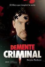 Demente criminal (MTI) (Spanish Edition)-ExLibrary