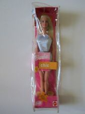 DOLL BARBIE CHIC OFFICIEL MATTEL 2000 NEUVE NEUF EN BOITE NEW SEALED IN BOX