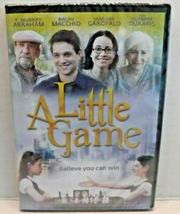 A little Game, Ralph Macchio DVD