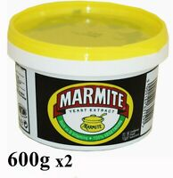 MARMITE 600g Catering Tub x2