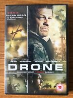 Drone (DVD, 2017) Brand New Sealed