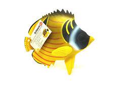 735) Schleich 16251 Mondsichel Falterfisch mit Infokarte  Fisch Fische