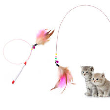 Pet Accessories Mouse Teaser Bell Teasing Cat Funny Wand Feather pet toys