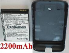 Coque + Batterie 2200mAh type BB00100 BTR6200 Pour HTC Droid Eris