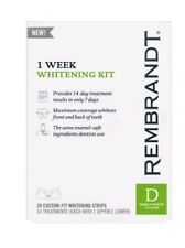 Rembrandt Deeply White  1 week  Whitening Kit  (29 Treatments) 58 Strips