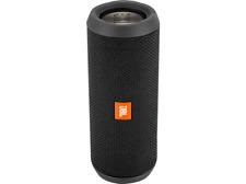 Altavoz inalámbrico - JBL Flip 3 Stealth Edition, 16W, Bluetooth, IPX7, Negro