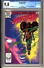 DAREDEVIL #190  CGC 9.8 WP NM/MT Marvel Comics 1983 Frank Miller Elektra Kingpin