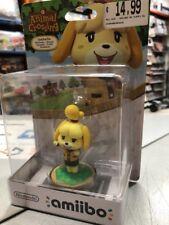 Amiibo Animal Crossing Fuffi NUOVO SIGILLATO