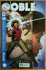 NOBLE #1 (2017 CATALYST Prime Lion Forge Comics) ~ VF/NM Book