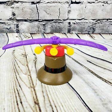 Disney Inspector Gadget McDonalds Happy Meal Toy  SIREN HAT  Loose 1999  EUC