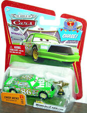 CHICK HICKS with Piston Cup - Chase, No 86 Disney Pixar Cars auto die-cast new