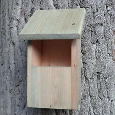 ROBIN Wild Garden Bird Nest Box Green