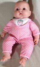 Berenguer Jc Toys 'Lots to Cuddle Babies' 15-Inch Soft Body Baby Doll Girl