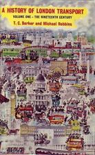 A HISTORY OF LONDON TRANSPORT HARDCOVER BOOK Volume I