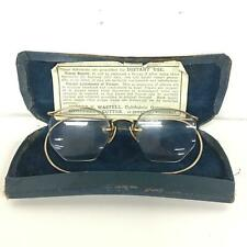 Vintage Wire Rimmed Spectacles #110