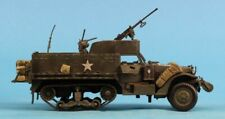 21st Century Ultimate 1:32 WWII US M3A3 Halftrack w/ Accessories Built Model U