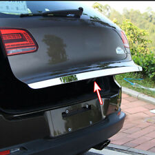 Rear Trunk Back Door Cover Garnish Tail Gate Trim Fit For VW Tiguan 2010- 2016