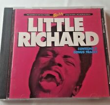 Little Richard The Georgia Peach CD 1991 Specialty Records 25 Songs FREE SHIP