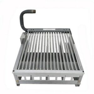 Raypak 010392F Burner Tray with Burners for Natural Gas Heater