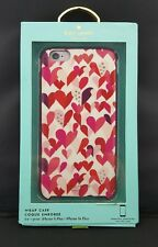 Kate Spade New York Confetti Hearts Wrap Case for iPhone 6 Plus & 6s Plus New