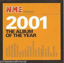V/A - 2001: The Album Of The Year (UK 18 Tk CD Album) (New Musical Express)