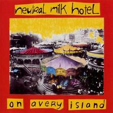 Neutral Milk Hotel On Avery Island Vinyl LP Record! jeff mangum first album NEW!