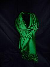 Pashmina Green Forest (Rich), Cashmere/Silk