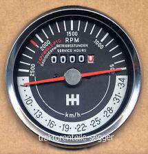 Traktormeter für IHC  523 624 724 824 S  McCormick Schlepper Traktor 293
