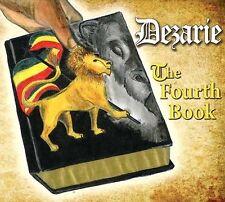 DEZARIE - FOURTH BOOK CD Music by Midnite  ROOTS REGGAE - RARE